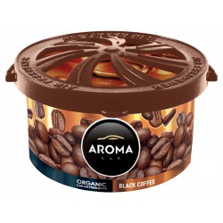 AROMA CAR ORGANIC 40 g BLACK COFFEE