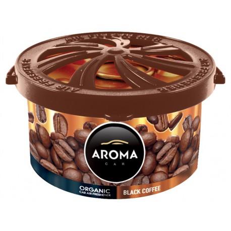 AROMA CAR ORGANIC 40 g BLACK COFFEE