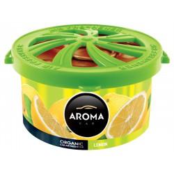 AROMA CAR ORGANIC 40 g LEMON