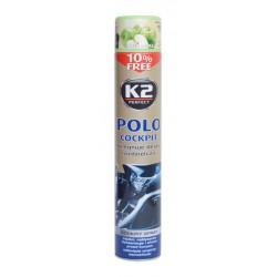 K2 POLO COCKPIT 750 ml GREEN APPLE - ochrana vnitřních plastů