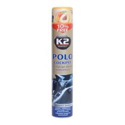 K2 POLO COCKPIT 750 ml PEACH - ochrana vnitřních plastů