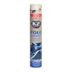 K2 POLO COCKPIT 750 ml VANILLA - ochrana vnitřních plastů